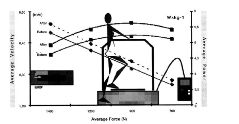 Force vs Average Velocity